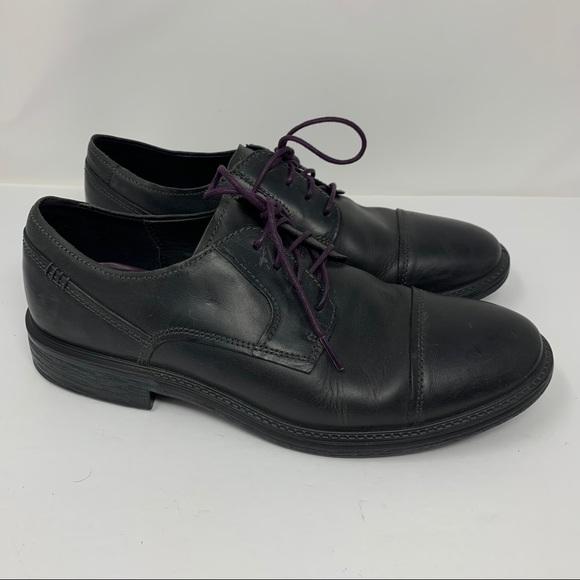 ECCO Leather Oxfords Men's Sz 10